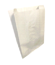 Белые пакеты для лаваша